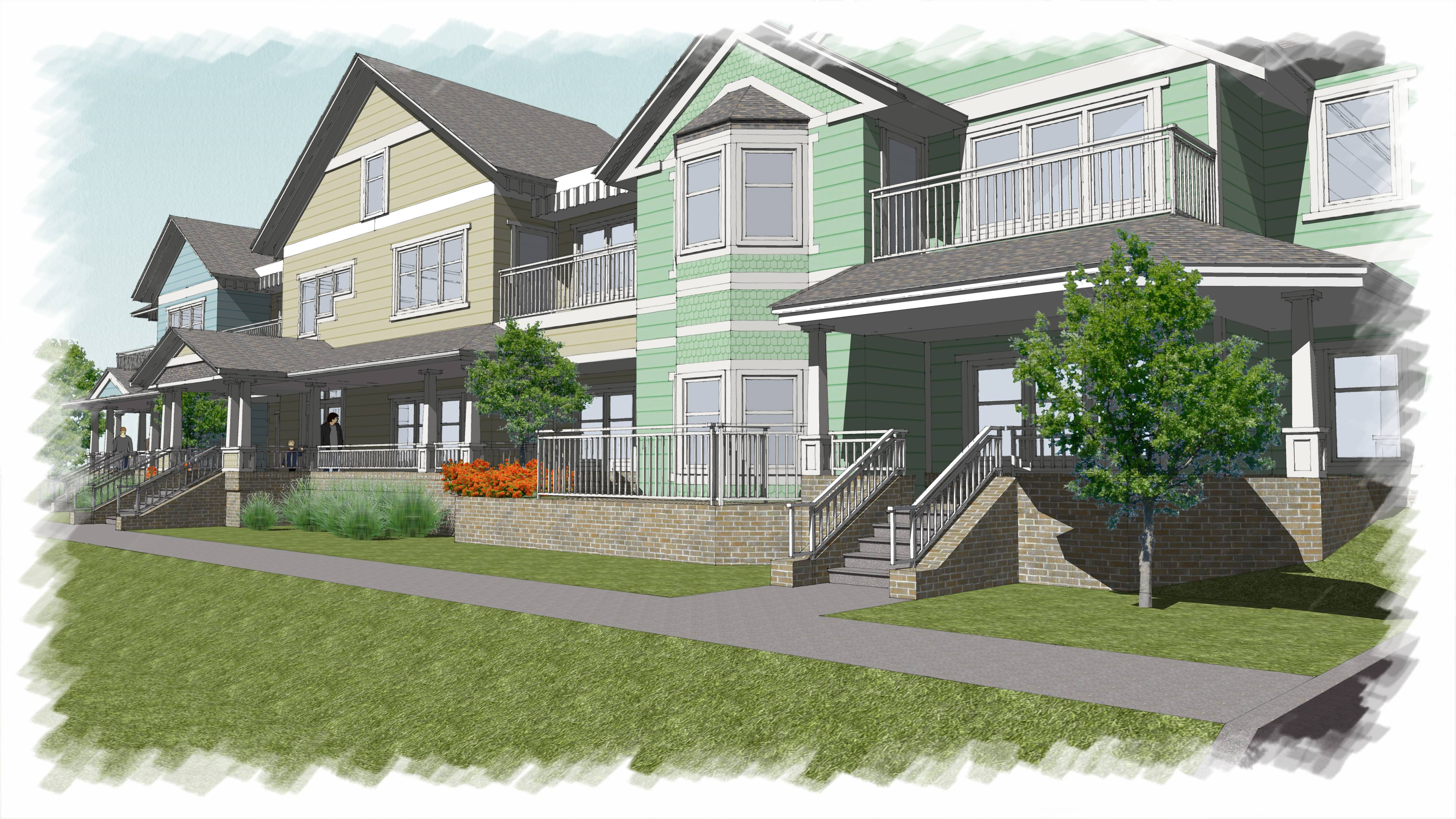 affordable housing project moves forward boone county family