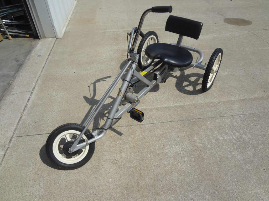 adapted tricycle trailmate