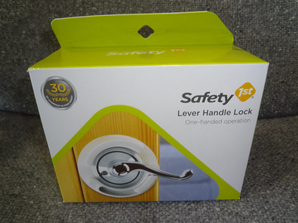 Lever Handle Lock - Safety 1st