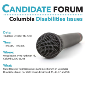 image: candidate forum graphic